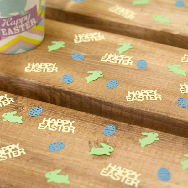 Happy Easter Table Confetti (14g)